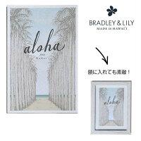 ハワイ/グリーティング/カード/ハワイアン/お土産/ハワイ雑貨/ハワイアン雑貨/ポストカード/カード/bradley&lily