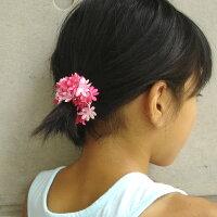 子供/子ども/こども/レイ/ヘアーゴム/ブレスレット/アクセサリー/ハワイ/ハワイアン/ハワイ雑貨/ハワイアン雑貨/チャーミング/charming/hawaii/おしゃれ/かわいい/海外/フラワー/花