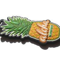 パイナップル/ラゲッジタグ/ネームタグ/トラベルタグ/タグ/ハワイアン雑貨/ハワイ雑貨/ハワイ/ハワイアン/旅行小物/名札
