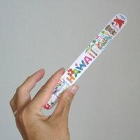 ハワイアン雑貨ハワイ雑貨【ゆうパケットで、送料160円】ハワイアンネイルファイルハワイネイルエメリーボード爪やすりヤスリ爪とぎお土産かわいいフラハニーズ
