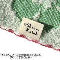 フラガール/ハンドタオル/Shinzi/Katoh/Design/ミニタオル/ジャガード/フラ/女の子/吸水性/かわいい/おしゃれ/ハワイアン雑貨/ハワイ雑貨/ハンカチ/タオル/ハワイ/ハワイアン