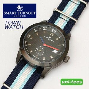 SMARTTURNOUTTOWNWATCHスマートターンアウト腕時計