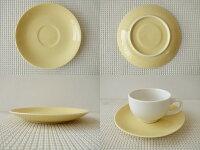 カップ&ソーサーおしゃれ陶器業務用食器コーヒーカップティーカップ美濃焼白い食器日本製