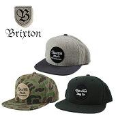 Brixton(�֥ꥯ���ȥ�)WHEELERSNAPBACKCAP���ʥåץХå�����å�05P09Jan16