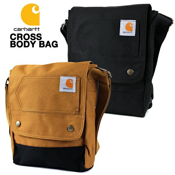 男女兼用バッグ, サコッシュ  CARHARTT LEGACY CROSS BODY BAG (