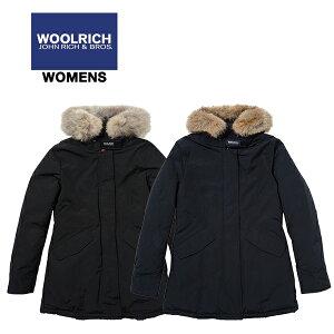 ウールリッチ レディース アークティック パーカ ダウンジャケット Woolrich ARCTIC PARKA WW0098 (ブラック/ネイビー/ダウンコート/送料無料)