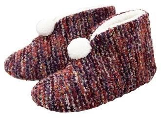 房間鞋婦女、 女性秋/冬 2013年新板栗靴子舒適是傑出的蓬鬆 ! 適合,舒適和室內鞋學校優秀鞋靴和辦公室為公司在家裡和婦女一種尺寸適合大多數/3318362-26013801,浦