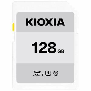 メモリーカード, SDメモリーカード 2KIOXIA KSDER45N128G SD EXERIA BASIC 128GB