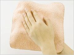 お風呂上りが楽しみになるタオル。安心の日本製です!タオルハンカチ約20×20cm日本製ホテルタ...