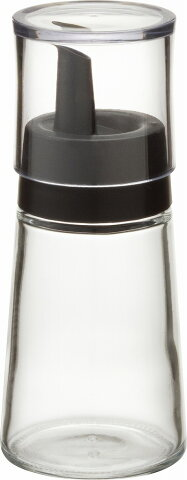 スタビアリュクス 調味サーバー S オリーブオイル ごま油 酢 容器 入れ物 ブラック ホワイト