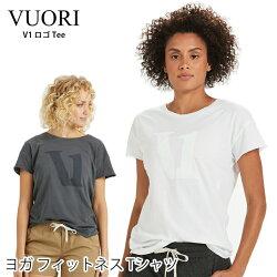 VUORI V1 ロゴ Tee