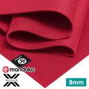 6か月保証 日本正規品 [Manduka] Xマット(5mm) /ダークピンク 日本正規品 X ma...