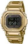 【新品】[カシオ]CASIO Gショック G-SHOCK タフソーラー 電波時計 デジタル 腕時計 メンズ ゴールド GMW-B5000GD-9JF ジーショッ...