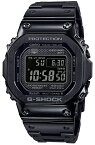 【新品】[カシオ]CASIO Gショック G-SHOCK タフソーラー 電波時計 デジタル 腕時計 メンズ ブラック GMW-B5000GD-1JF ジーショッ...