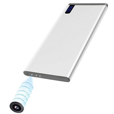 小型カメラ 1080P 高画質 ミニカメラ バッテリー表示 防犯監視ビデオカメラ 長時間録画 携帯便利 日本語取扱説明書