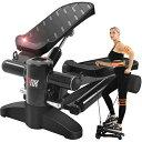 LNX ステッパー 有酸素 運動 フィットネス ダイエット 器具 すてっぱー ひねり運動 踏み台昇降 静音 ステップ台 健康エクササイズ器具 ステップ 運動 足踏み 3D 健康ステッパー