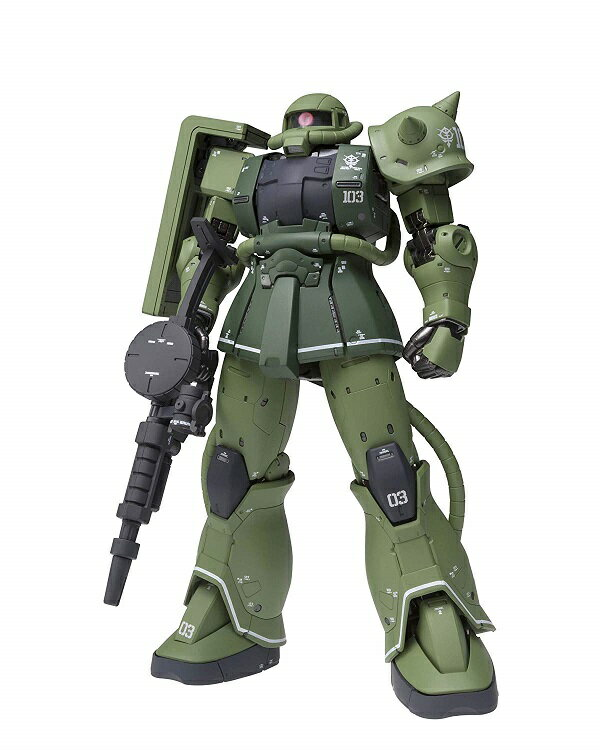 コレクション, フィギュア GUNDAM FIX FIGURATION METAL COMPOSITE MS-06C II C 180mm ABSPVC