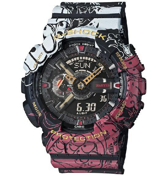 腕時計, メンズ腕時計 CASIO G G-SHOCK ONE PIECE GA-110JOP-1A4JR()