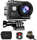 4K超高画質 Apexcam アクションカメラ 4K 200