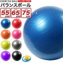 【キャッシュレス5%還元】バランスボール 55cm 65cm...