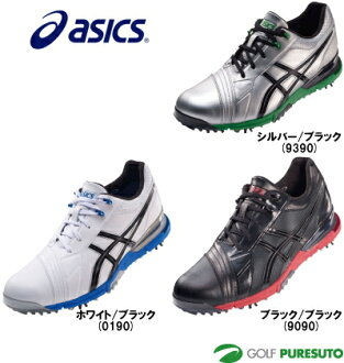 亞瑟士高爾夫球鞋人凝膠能手專業FG-RF TGN908■2E適合■[Asics GEL-ACE PRO][■D■]