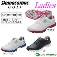 【レディース】ブリヂストンゴルフスパイクレスゴルフシューズSHG510[BRIDGESTONE]【■B■】