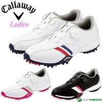 【レディース】【即納!】キャロウェイアーバンLSWMS17AMウィメンズゴルフシューズ247-7983801[CallawayURBAN靴女性用]