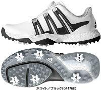 【即納!】【日本仕様】アディダスゴルフシューズメンズパワーバンドボアブースト[adidasPowerbandBOAboost靴]【対応】