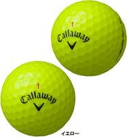 【即納!】キャロウェイクロムソフトエックスゴルフボール1ダース(12球入)[CallawayCHROMESOFTX日本正規品]【あす楽対応】