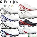 【即納!】フットジョイ ゴルフシューズ メンズ DNA ボア [footjoy golf boa ディーエヌエー D.N.A. 靴]【あす楽対応】