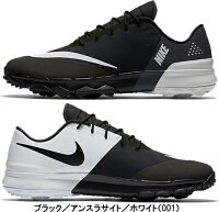 【即納!】【日本仕様】ナイキメンズゴルフシューズFIフレックス849961[NIKEメンズ靴紐タイプスパイクレス]【対応】