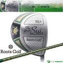 ルーツゴルフ THE ROOTS SUI ドライバー オリジナルカーボン SUIシャフト [Roots Golf ザ ルーツ 粋]【■R■】