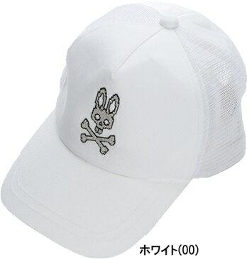 【即納!】サイコバニー SKULL-B デニム ゴルフキャップ PHMG804F【あす楽対応】