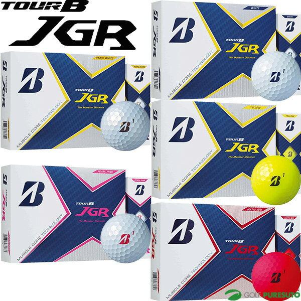 ブリヂストンゴルフTOURBJGRゴルフボール1ダース 2021年モデル