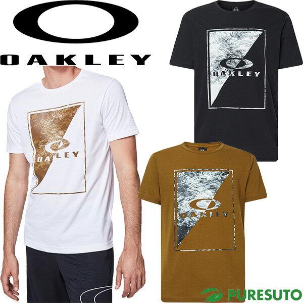 オークリー 半袖シャツ Tシャツ ENHANCE QDC SS TEE Mix 10.7 メンズ FOA401423画像