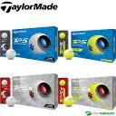 【11日1時59分まで!ポイント10倍】【日本仕様】テーラーメイド ゴルフボール New TP5/TP5x ボール 2021年モデル 1ダース