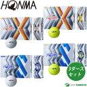 本間ゴルフ ゴルフボール ツアーワールド TW-X/TW-Sボール 3ダースセット