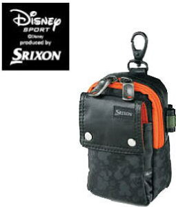 ダンロップ Disney×スリクソン ボールポーチ GGF-B3006 [DUNLOP ディズニー SRIXON]【■D■】【Disneyzone】