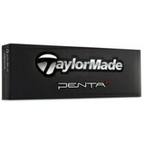 【US仕様】テーラーメイドPENTA TP ゴルフボール 1ダース[TaylorMade PENTA TP]