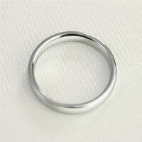 王道デザインの甲丸純チタンマリッジリング(金属アレルギー対応の結婚指輪)セミオーダー・ペアリングM005刻印無料ブライダルメンズレディースシンプル肌が弱いP06May16