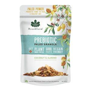 Paleo espresso granola プレバイオティックパレオグラノーラ 300g