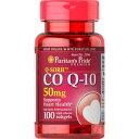 ピューリタンズプライド Puritan's Pride Q-Sorb™  コエンザイムQ10 50 mg. 心臓の健康、血糖調節、片頭痛、筋肉疲労、皮膚の損傷。 健康、ビタミン、ミネラル。 サプリメント
