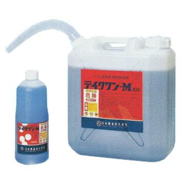 【送料無料】尿石防止剤 テイクワンM(10L×1本/小ケース)