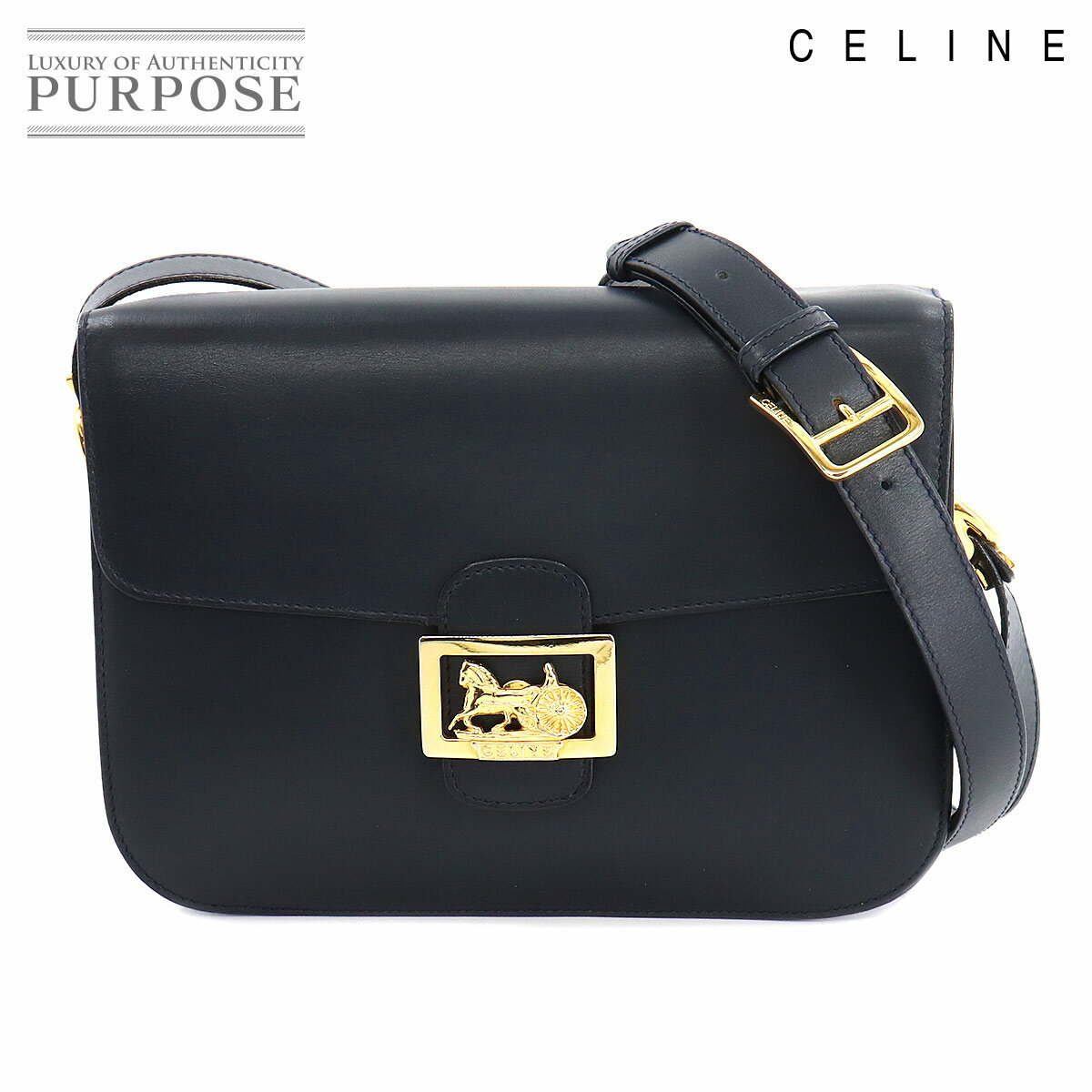 レディースバッグ, ショルダーバッグ・メッセンジャーバッグ  CELINE Shoulder Bag Horse Carriage