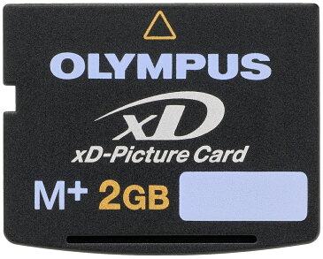 オリンパス XDピクチャーカード 2GB TYPE-M+ 海外向けパッケージ品
