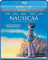 風の谷のナウシカ  ≪北米版≫ (2枚組Blu-ray/DVDコンボ) (オリジナル日本語・英語) 並行輸入