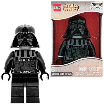 LEGO(レゴ) スターウォーズ ダース ベーダー 目覚まし時計 9002113 並行輸入