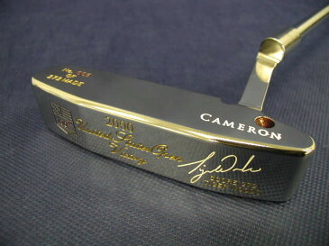 【即納】【あす楽対応】★スコッティーキャメロン パター ビクトリー SCOTTY CAMERON 2000 US OPEN VICTORY TIGER WOODS GSS