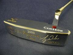 送料無料!★スコッティーキャメロン パター ビクトリー SCOTTY CAMERON 2000 PGA CHAMPIONSHIP VICTORY TIGER WOODS GSS