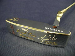 ★スコッティーキャメロン SCOTTY CAMERON 2000 BRITISH OPEN VICTORY TIGER WOODS GSS